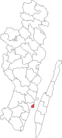 Kalmar by i Kalmar amt