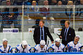 HC Dinamo Minsk bench 2012-09-26 Amur—Dinamo Minsk KHL-game.jpeg