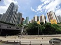 HK 城巴 619 CityBus 遊車河 tour view 觀塘區 Kwun Tong District 藍田 Lam Tin 鯉魚門道 Lei Yue Mun Road June 2020 SS2 05.jpg