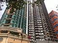 HK 香港仔海傍道 Aberdeen Praya Road 海峰華軒 Bayshore Apartments 南灣御園 Jadewater facades Mar-2012.jpg