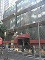 HK 101 Wan Chai Road construction site Jan-2013.JPG