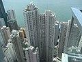 HK Kennedy Town 寶雅山 46C Belcher's Hill view high rises June-2011.jpg