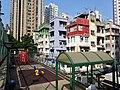 HK Sheung Wan 卜公花園 Blake Garden children playground 順景雅庭 View Villa 38 Tai Ping Shan Street Jan-2015 TWGH Tower 125 DSC.JPG