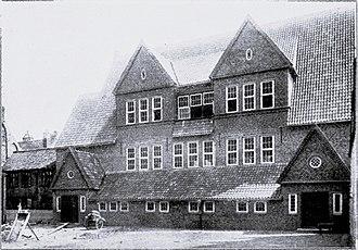 Turnhalle Katharineum zu Lübeck, Quelle: Wikimedia, Rechte: gemeinfrei