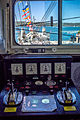 HMAS Tobruk (L 50) Bridge.jpg