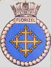 HMS Florizel Patch