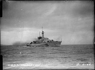 HMS <i>Hedingham Castle</i> (K491)
