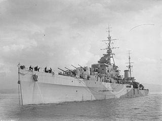 HMS <i>Royalist</i> (89) Royal Navy ship