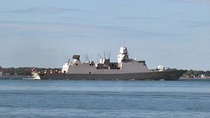 HNLMS Tromp (F803) - Image: HNLMS Tromp