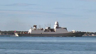 HNLMS Tromp (F803) - Image: HNLMS Tromp