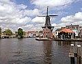 Haarlem, Windmühle De Adriaan an der Spaarne.jpg