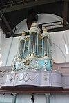 haarlem - waalse kerk orgel