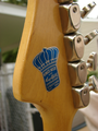 Hagstrom II - headstock rear label - Kings Neck with Hagstrom Expander Stretcher (Pat. Pend).png