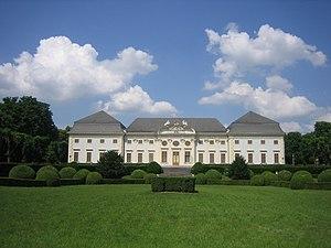 Halbturn - Image: Halbturn Castle Austria