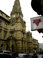 Halifax Town Hall Wikipedia