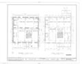 Hampton Lillibridge House, No. 1, 507 East Julian Street (moved from 310 East Bryan Street), Savannah, Chatham County, GA HABS GA,26-SAV,72- (sheet 2 of 4).png