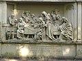 Handel (Gemert-Bakel) Rijksmonument 518085 Processiepark, sculptuur De Bruiloft te Cana.JPG