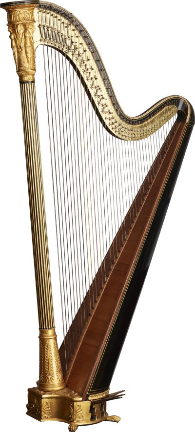 Pedal harp - Wikiwand