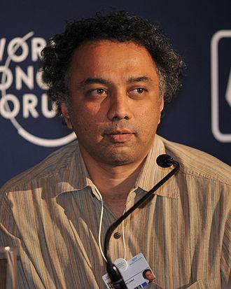 Harish Hande - Hande at the World Economic Forum India Economic Summit in 2011