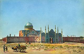 Imamzade Hossein, Qazvin Iranian national heritage site