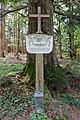"Hasenkopf (Salzkammergut-Berge) - Landmarke ""Toter Mann"".JPG"