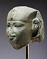 Head of a sphinx, possibly of Amenemhat I MET 66.99.4 EGDP017911.jpg