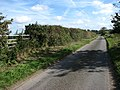 Heading east on Hindringham Road - geograph.org.uk - 570230.jpg