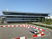 Headquarters of Yaskawa Electric Corporation 20160429.JPG
