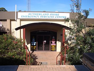Heathcote, New South Wales - Emergency Services Centre