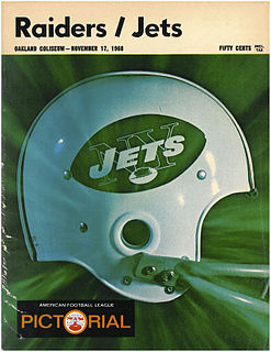 History of the New York Jets Sports team history