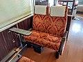 Heishichikuho DMU 501 inside table seat 20201009.jpg