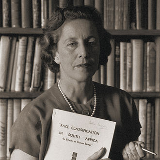 Helen Suzman - Suzman in the late 1950s