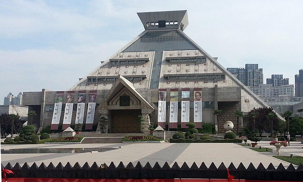 Henan provincial museum 2013 07 27