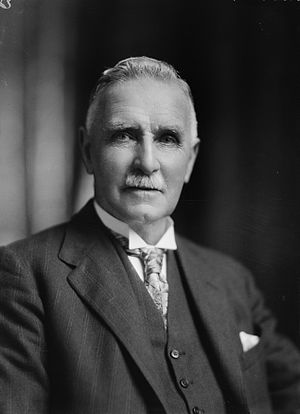 Henry Holland (mayor) - Image: Henry Holland, ca 1929