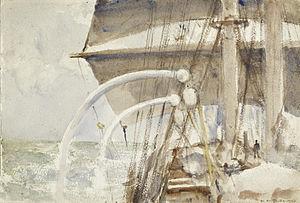 Henry Scott Tuke - In the North Sea.jpg