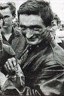 Henryk Glücklich Polish speedway rider