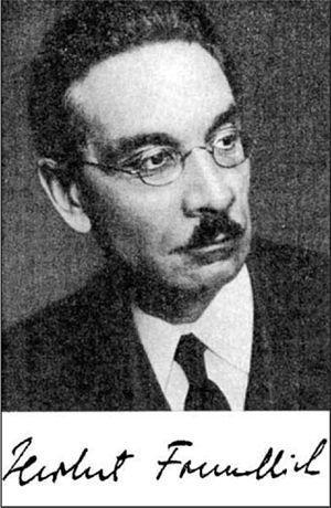 Herbert Freundlich - Herbert Freundlich