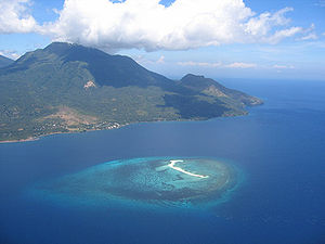 White Island (Philippines) - Image: Hibokwhiteisl