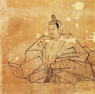 Lady Saigō - Tokugawa Hidetada, son of Ieyasu and Lady Saigō