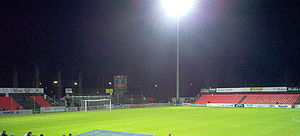 Vasa IFK - Hietalahden Jalkapallostadion