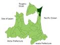 Higashidori in Aomori Prefecture.png