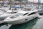 High Energy yacht at the Jersey Boat Show 2012.JPG