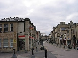 Chippenham (UK Parliament constituency) - Chippenham is the largest town in rural North Wiltshire and in the new constituency