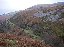 Hill's Tramroad in Cwm Ifor - geograph.org.uk - 634687.jpg