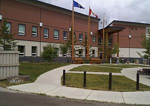 Hinton, Alberta - Government Centre