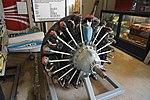 Historic Aviation Memorial Museum August 2018 01 (radial engine).jpg