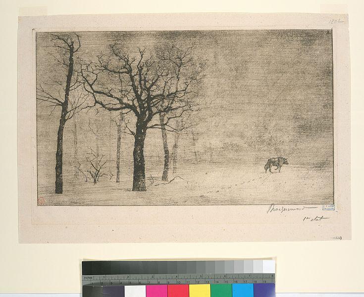 File:Hiver (ou Le loup dans la neige) (NYPL b14506647-1128821).jpg