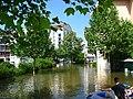 Hochwasser 2013 Magdeburg-Buckau Bleckenburgstrasse-2013-06-08.JPG
