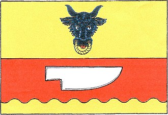 Hodonín (Blansko District) - Image: Hodonín (Blansko) vlajka