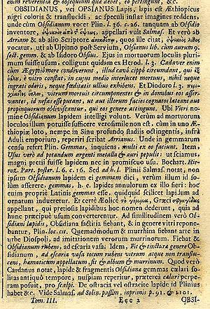 Hofmann, Johann Jacob (1635-1706): Lexicon Universale